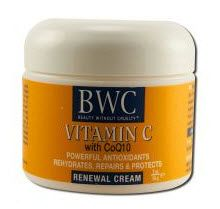 Beauty Without Cruelty's Vitamin C Organic Facial Renewal Cream . Vitamin C face creams are awesome. Here's why: http://bestmoisturizerguide.com/vitamin-c-face-cream