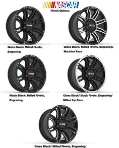What's on your wish list #MyHolidayWishListIncludes includes some #MadeInUSA just released #NASCAR #Wheels. #Florida #nascarwheels #carshow #sema2015 #MadeInAmerica #wheelporn #NoLimits #manufacturing #offroad #diesel