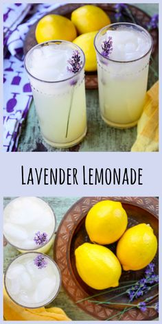 Lovely lavender adds a sweet floral note to this refreshing homemade lemonade. recipes recipes lemonade lemonade flowers Lavender adds a lovely flavour note to homemade lemonade in this delicious, pretty, and refreshing drink. Homemade Lemonade Recipes, Tea Recipes, Cocktail Recipes, Smoothie Recipes, Cooking Recipes, Cocktails, Martini Recipes, Lavendar Lemonade Recipe, Recipes