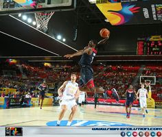 Kenneth Faried Vs Ukraine