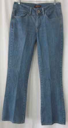 Lee Jeans Size 10 Med Boot Cut 31x30 1/2 Free Shipping #Lee #BootCut