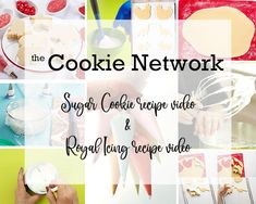 Learn how to make perfect sugar cookie dough and royal icing! #thebearfootbaker #thecookienetwork #sugarcookies #royalicing #sugarcookiedough #royalicingrecipe #sugarcookierecipe No Bake Sugar Cookies, Sugar Cookie Dough, Royal Icing Transfers, Following A Recipe, How Do You Find, Mind Blown, Cookie Decorating, Food Videos, Cookie Recipes
