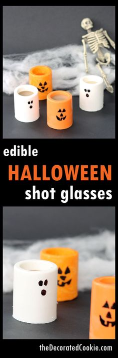 edible Halloween sho