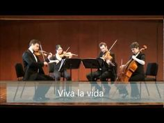 Viva la vida, Yesterday, Rolling in the deep. Pop promo video Live music band for weddings, parties, corporate events Live Music Band, Music Bands, Wedding Ceremony Music, Wedding Bands, String Quartet, Gta, Corporate Events, Good Day, Highlight