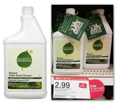 Target Gift Card Deal on Seventh Generation Products!
