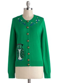 Best in Craft Cardigan, #ModCloth - Wish it came in plus sized.