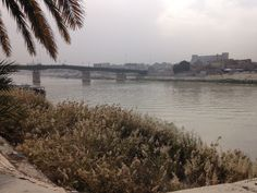 Tigris River - Baghdad, Iraq