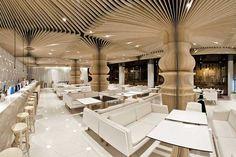 Spectacular! - Graffiti Cafe inBulgaria - Home - Atelier Turner [the design blog] - interior architecture and interior design: residential and hotel design