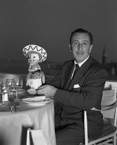 """I try to build a full personality for each of our cartoon characters - to make them personalities."" - Walt Disney."