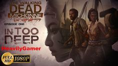 The Walking Dead Michonne Episode 1: In Too Deep (PC) Gameplay Walkthrough