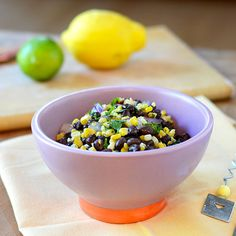 This black bean corn salsa recipe is a very versatile recipe.  You can serve it as an appetizer; as a accompaniment to tacos or enchiladas or a topping on grilled chicken.  As a quick aside, I think I have noted in some recent posts that I want to start narrowing some of my food focus so I can...