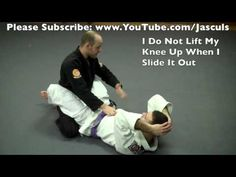 Beginner BJJ Fundamentals - Opening Closed Guard from Knees Concepts