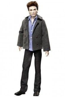 Hollywood Dolls - View Hollywood Barbie & Celebrity Dolls | Barbie Collector- Edward Cullen
