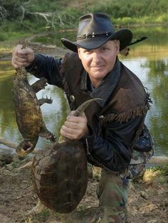 The Turtleman! I love this guy! :)