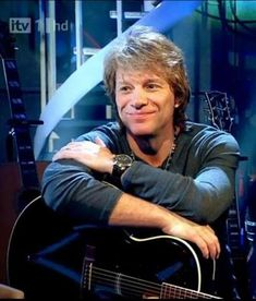Jon Bon Jovi..always was and always will be simply gorgeous..