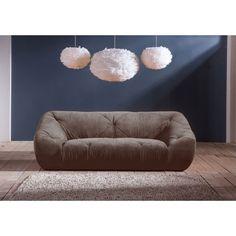 Bigsofa hue mud | Upholstered furniture | Living | Boss Furniture