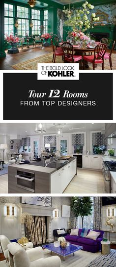 Explore the 45th annual Kips Bay Decorator Show House! This year's home is a four-story Neo-Georgian gem located in the exclusive Manhattan neighborhood of Lenox Hill.
