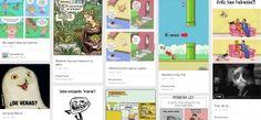 a Spanish comics Pinterest Board