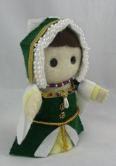 Anne Boleyn - commission by deridolls.deviantart.com
