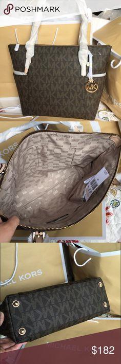 SaleMichael Kors Tote Bag 100% Authentic Michael Kors Tote Bag, NWT. Michael Kors Bags Totes