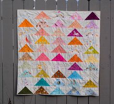 I NEED to make this quilt.  Thanks for the inspiration Amanda.