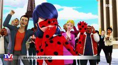 Aka and Ladybug