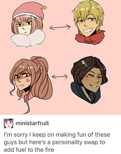 Danganronpa 3 tag on Tumblr