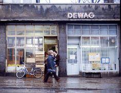 Aktuell Sonderausstellung Merseburg, Lebensmittelgeschäft um 1980