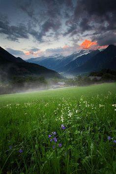 Chamonix Mont Blanc, #France