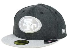 New Era San Francisco Heather Action Cap Men - Sports Fan Shop By Lids -  Macy s 32b5073034b0