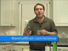 Amount of Sugar in Soda & Fruit Juice - Science Experiment Video