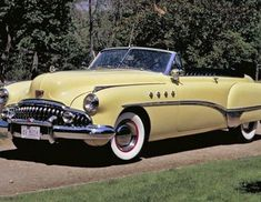 Buick Roadmaster | 1949-1953 (© GM Media Archives)