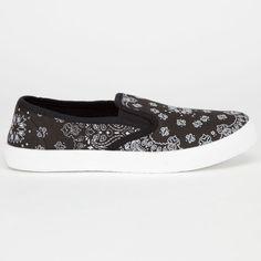 FULL TILT Slip On Womens Shoes 244394125 | Sneakers