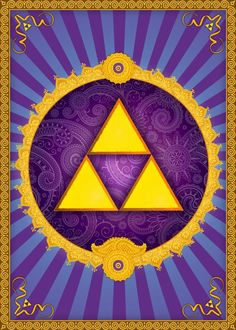 The Divine Triforce ~ (The Legend of Zelda) Available as prints, posters & more on + RedBubble The golden Triforce has been a relic fought . The Divine Triforce Link Zelda, Geek Out, Legend Of Zelda, Nerdy, Sci Fi, Geek Stuff, Fan Art, Quilts, Art Prints