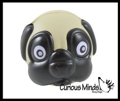 Cute Pugs, Busy Bags, Fidget Toys, Occupational Therapy, Piggy Bank, Balls, Stress, Dogs, Tote Bags