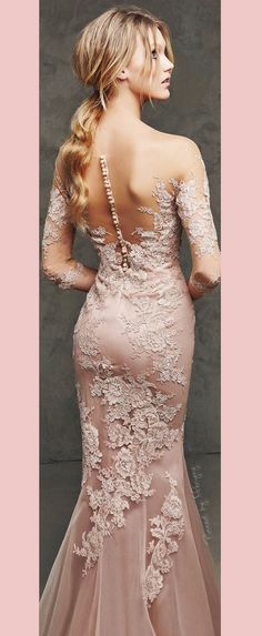 Shop the latest women's nude and blush evening dresses, lace wedding gowns and sexy prom dresses. Evening Dresses, Prom Dresses, Formal Dresses, Dress Prom, Dresses 2016, Lace Dress, Bridesmaid Gowns, Dresses Uk, Pink Dress