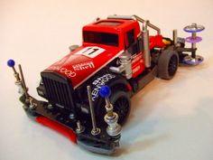 Big Rig Red | Mini 4WD Tamiya Marukai Pacific Market Gardena / Los Angeles Beautiful Southern California USA 310-464-8888
