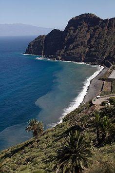 La Gomera Canary Islands. Spain