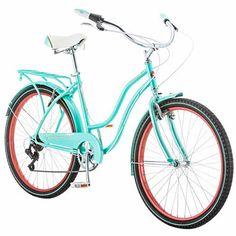 """jcpenney.com   Schwinn Perla 26"""" Womens Cruiser Bike"""