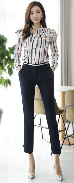 Swans Style is the top online fashion store for women. Shop sexy club dresses, jeans, shoes, bodysuits, skirts and more. Office Fashion, Work Fashion, Fashion Outfits, Womens Fashion, Curvy Fashion, Street Fashion, Fall Fashion, Fashion Trends, Office Outfits