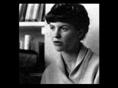 """""""This is the city of spare parts"""" Sylvia Plath  ... Sylvia Plath reads """"The Stones"""""""
