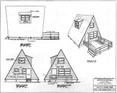 Hundreds of free cabin and farm plans in PDF format. A true treasure trove of plans! Everything from BBQ pits, cabins, barns, and farm needs...