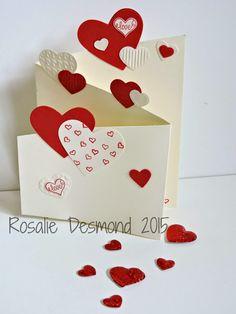 Birthday Gifts For Boyfriend Diy, Boyfriend Crafts, Valentine Crafts, Holiday Crafts, Valentines, Diy Birthday, Birthday Cards, Quilling, Diy And Crafts