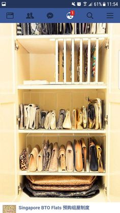 Take A Tour Of Rebecca Minkoffu0027s Stunning Closet In Her Brooklyn Home | Bag,  Organizations And Organizing