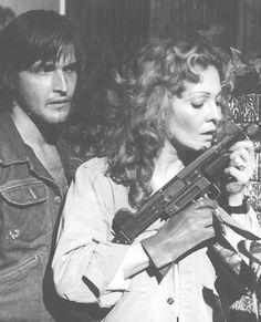 Doris Wells y Victor Camara en el seriado Derrota Final trasmitido por RCTV en los años 80s