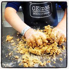 #koekjesmaken Lekkere 'vieze' handen