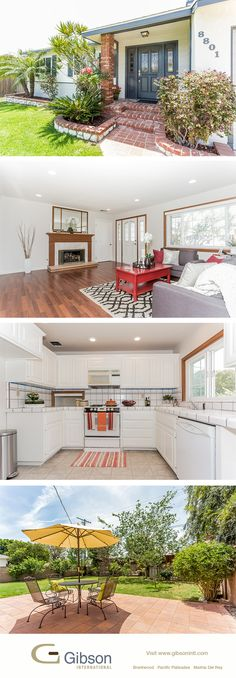 Do you travel a lot? Live near LAX in this quiet Westchester home. 3 bedrooms, 1 bath near beaches with a backyard patio for entertaining. Contact Agents Max Alatorre and Agnes Rosiak for a showing.