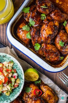 Low Syn Jerk Chicken | Slimming World-16