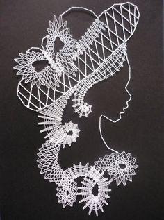 Bobbin lace