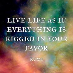 LIVE LIFE !
